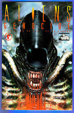 ALIENS: GENOCIDE 1 (of 4) 1991  (vf-nm)