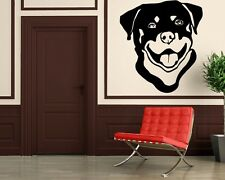 Wall Stickers Vinyl Decal Pets Animal Dog Funny Puppy Home Decor ig219