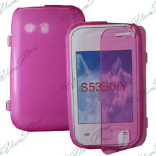 Case Cover Walet Flap Book PINK Samsung Galaxy Y Neo GT-S5360/ S5369i