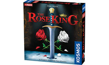 The Rose King 2 Player Board Game Thames & Kosmos Dirk Henn TAK 691790