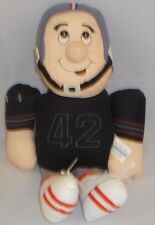 Cartoon Football Player Plush # 42 Toy Doll Stuffed 8P28 Plushy Lovey Plushie