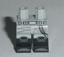 LEGS 019 Lego Silver Belt and Chain, Knee Pads and Black Boots NEW Male Unisex