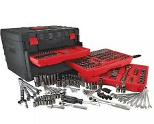 Craftsman 258 piece Mechanics Tool Set Case METRIC Wrenches Socket SAE Standard!