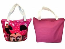 Disney Minnie Mouse Oversize Tote Bag Shopping Shopper Brand New Gift
