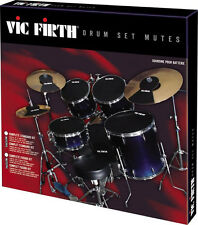 Vic Firth MUTEPP3 Drum and Cymbal Mute Package
