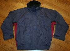 Columbia Bugaboo nylon ski Jacket Women's Small purple/winter/snow Coat/vintage