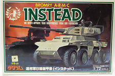 DOUGRAM : BROMRY A.R.M.C INSTEAD 1/72 SCALE MODEL KIT BY TAKARA (MLFP)