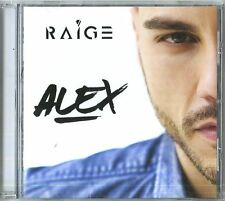 RAIGE - ALEX - CD NUOVO 2016 / Hip Hop italiano