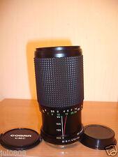COBRA CMC 80-200mm ~ 1:4 .5 Macro MC Zoom Lens ~ COBRA ANTERIORE CAP ~ Plain POSTERIORE CAP 10f13