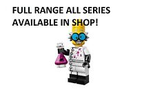 Lego minifigures monster scientist series 14 (71010) unopened new factory sealed