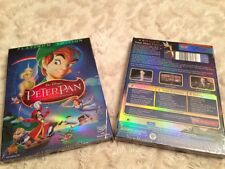 Peter Pan (DVD, 2007, 2-Disc Set, Platinum Edition), Disney, Free Shipping, New