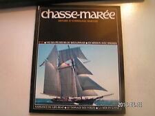 **c Revue Le Chasse marée n°57 Gwen Drez / La mer en Kayak / tannage des voiles