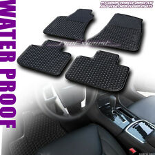 SALE ALL WEATHER FRONT+REAR FLOOR MATS CARPET 4P FOR 2011-2014 CHRYSLER 300/300C