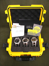 NEW w/ Tags Invicta SubAqua Noma III Collector's Edition Watch Set