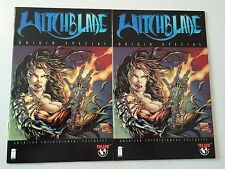 Witchblade Origin Special #1 American Entertainment  lot of 2  9.6 range