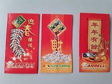 Ang Pao Red Packet Michi-yama set of 3