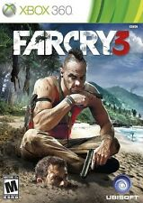 Far Cry 3 Xbox 360 Game Complete