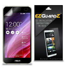 4X EZguardz LCD Screen Protector Skin Cover HD 4X For Asus PadFone S PF500KL