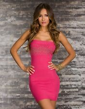 Party Club Wear Chic Stylish Cocktail Dress UK size 08-10 Colours Available