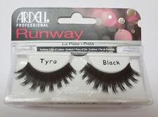 (LOT OF 4) Ardell Runway Lash TYRA False Eyelashes Fake Lashes Black Dramatic