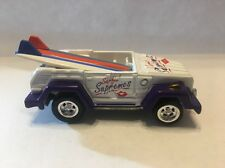Johnny Lightning Surf Rods VW Thing