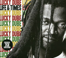 LIFE & TIMES LUCKY DUBE - 2 CD BOX SET - HOUSE OF EXILE, LOMUZI & MORE