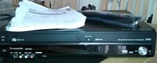 PANASONIC DMR-EZ48V VCR/DVD COMBI RECORDER & PLAYER WITH BUILT IN FREEVIEW DMR-E