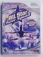 NINTENDO Wii  ~ ALL STAR CHEER SQUAD ~ VIDEO GAME  (Wii, 2008)