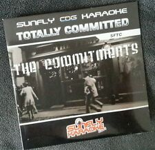 Karaoke cdg disc,SFTC Sunfly Specials, The Commitments, see Descript,14 tracks
