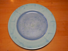 Epoch STONEWASH BLUE E901 Set of 5 Dinner Plates 10 7/8
