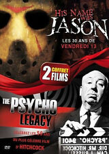 18699 // THE PSYCHO LEGACY LE PLUS CELEBRE FILM D'HITCHCOCK + HIS NAME WAS JASON