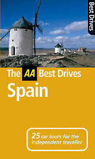 AA Best Drives Spain, , Good Condition Book, ISBN 0749547758