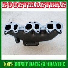 For 1995-1998 Golf Jetta 90-94 VW VR6 Corrado Cast Turbo Manifold 12V T3 Flange