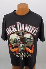 Vintage 1991 Jack Daniels Sour Mash Tennessee Whiskey Graphic T Shirt XL
