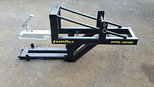 Highboy trike dolly/trailer 120mm from fastrikes