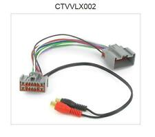 Connects2 Volvo XC90 2006 Onwards Aux Input MP3 iPod RCA CTVVLX002