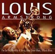 NEW CD.Louis Armstrong