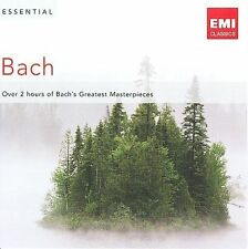 Essential Bach, New Music