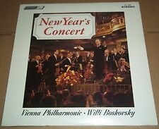 Boskovsky/Vienna Philharmonic NEW YEAR'S CONCERT - London CS 6485 SEALED