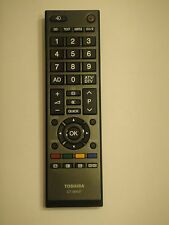 NEW GENUINE TOSHIBA TV REMOTE CT-90437  CT90437  58L5335dg