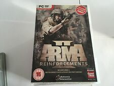 ARMA 2: Reinforcements (PC DVD)  8594071980283