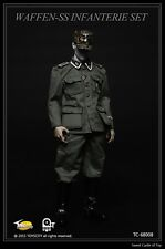 1/6 Toys City Accessory Set - WWII German Waffen-SS Infanterie Officer Set 68008