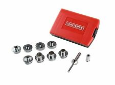 Craftsman 12 pc. Router Bushing & Centering Cone Set / Router Tables &