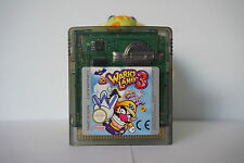 Wario Land 3 Game Boy gameboy Nintendo THE GAME SAVES  original EUR DC783