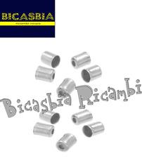 6801 - 10 BUSOLOTTI BUSOLOTTO CABLES DE TRENZA 7X11 VESPA 150 VL1T VL2T VL3T