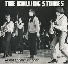 ROLLING STONES - WE GOT A GOOD THING GOING (2 CD's TRIFOLD DIGIPACK + 12 PAGES B