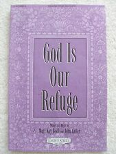 Carter Beall God is Our Refuge SATB Piano 15 Copies