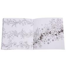 Secret Garden An Inky Treasure Hunt Coloring Book For Stress Relief Kill Time JJ