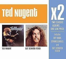 Ted Nugent/Cat Scratch Fever by Ted Nugent (CD, 2008, 2 Discs, Sony Music...