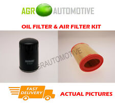 DIESEL SERVICE KIT OIL AIR FILTER FOR PEUGEOT 106 1.5 58 BHP 1996-99